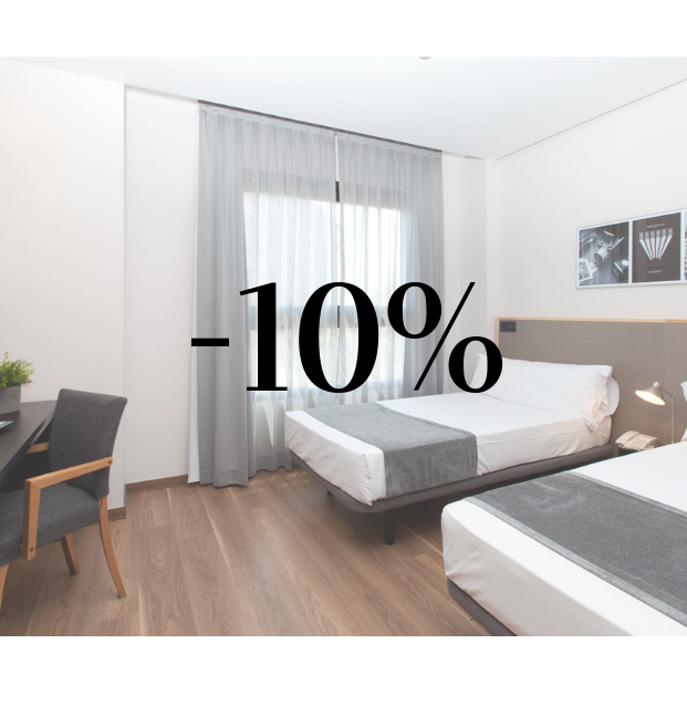 special offer hotel valencia 10% off